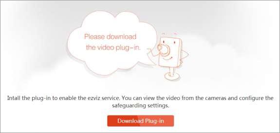 Cloud-Ezviz-Plug-in