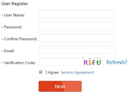 Cloud-Ezviz-Register-Account