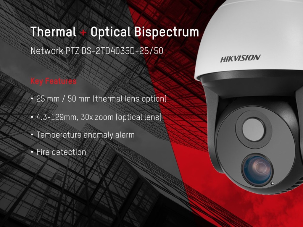 telecamere termiche dual-lens